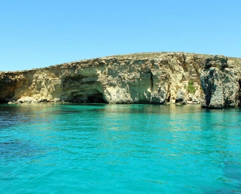 Clear Waters Of Comino
